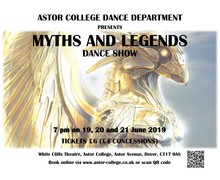 Final poster dance show